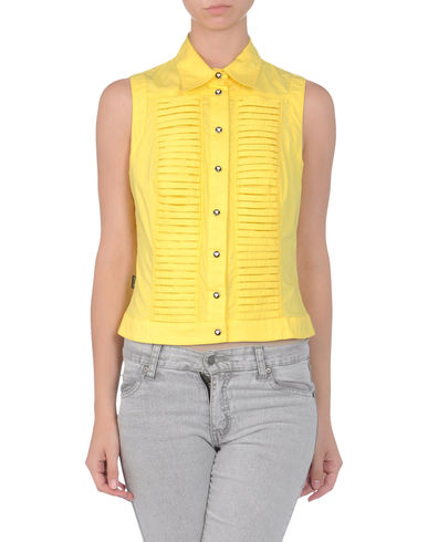 MOSCHINO JEANS - Sleeveless shirt
