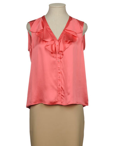 GERARD DAREL - Sleeveless shirt
