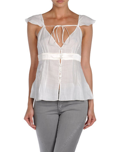 EMPORIO ARMANI - Sleeveless shirt