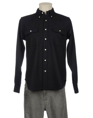WOOLRICH WOOLEN MILLS - Shirts