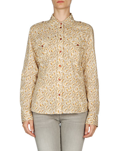 ISABEL MARANT - Long sleeve shirt