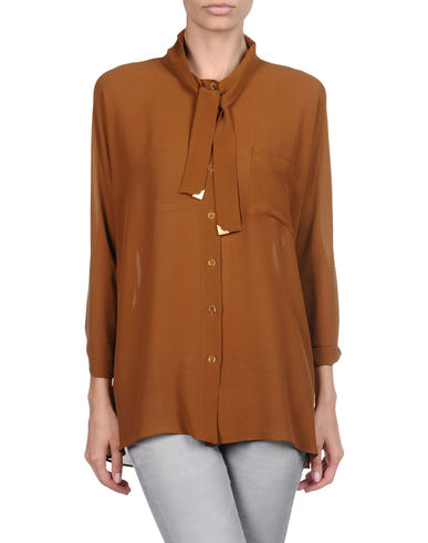 FENDI - Shirt with 3/4-length sleeves