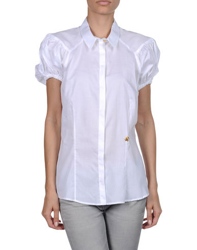 ROBERTO CAVALLI - Short sleeve shirt