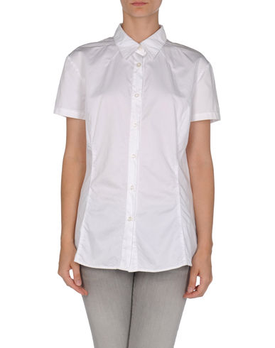 VERSACE JEANS COUTURE - Short sleeve shirt