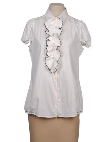 SCERVINO STREET - Short sleeve shirt