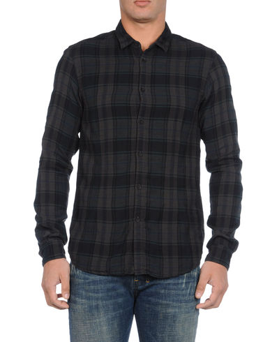 DIESEL BLACK GOLD - Long sleeve shirt