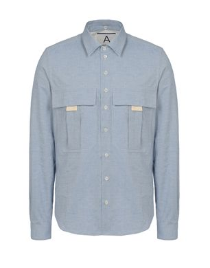 Long sleeve shirt Men's - ANDREA POMPILIO