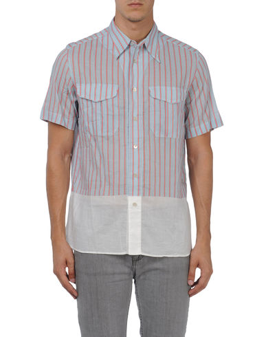MIU MIU - Short sleeve shirt