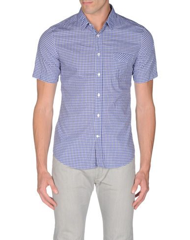 MAURO GRIFONI - Short sleeve shirt