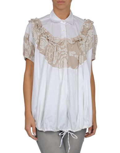 LABORATORIO BY ANTONIO MARRAS - Short sleeve shirt