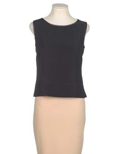STEFANIA LUNARDON - Sleeveless shirt