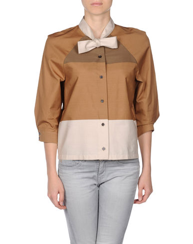 MARNI - Shirt with 3/4-length sleeves