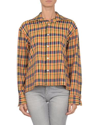 Y&#39;S YOHJI YAMAMOTO - Long sleeve shirt