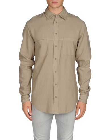 Y'S FOR MEN YOHJI YAMAMOTO - Long sleeve shirt