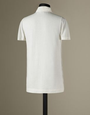 t恤 前为针织面料, 后为真丝面料 用低浓度四氯乙烯干洗,反面洗涤和