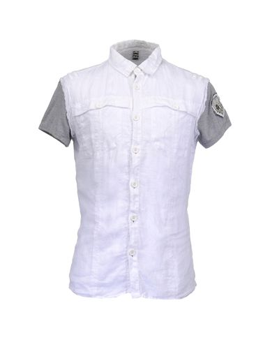 BIKKEMBERGS - Short sleeve shirt