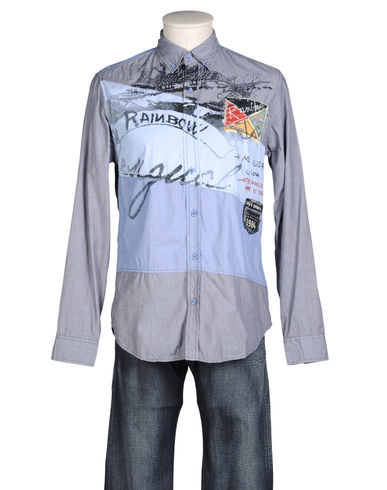 DESIGUAL - Long sleeve shirt
