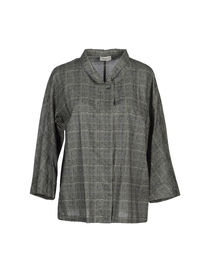 DRIES VAN NOTEN - Shirt with 3/4-length sleeves