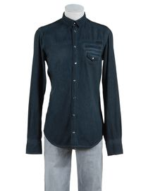 DOLCE &amp; GABBANA - Denim shirt