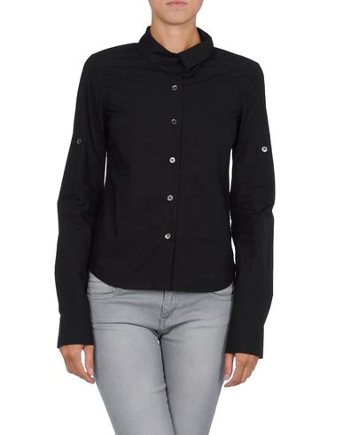 ANN DEMEULEMEESTER - Long sleeve shirt