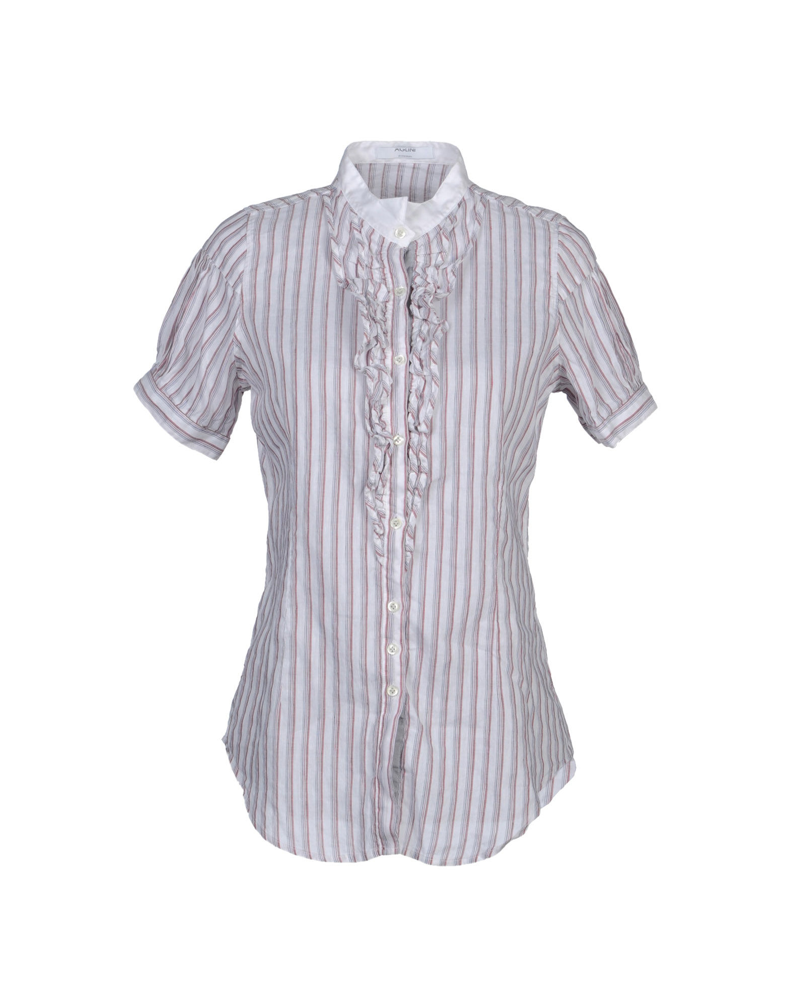 Как перешить мужскую рубашку для женщин