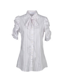 AGLINI - Shirt with 3/4-length sleeves