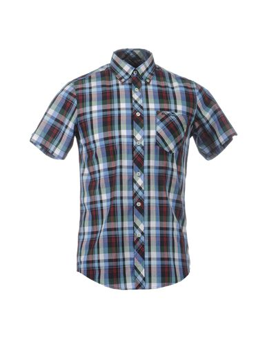 BEN SHERMAN - Short sleeve shirt