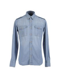 SEVENTY - Denim shirt