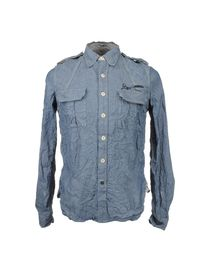 DENHAM - Denim shirt