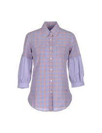 M.GRIFONI DENIM - Shirt with 3/4-length sleeves