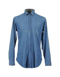 DAKS LONDON - Denim shirt