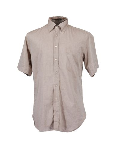 DAKS LONDON - Short sleeve shirt