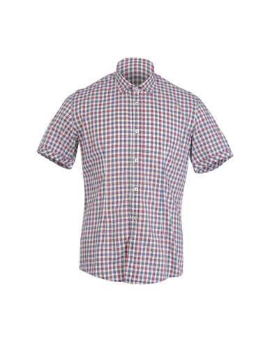 GREY DANIELE ALESSANDRINI - Short sleeve shirt