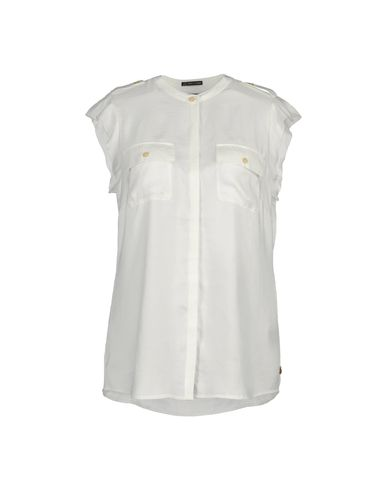 MAISON SCOTCH - Sleeveless shirt