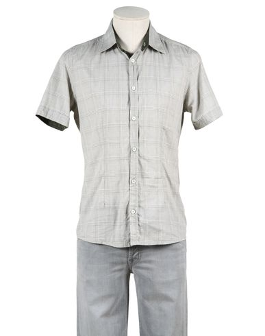 DANIELE ALESSANDRINI HOMME - Short sleeve shirt