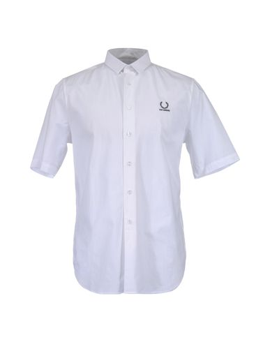 RAF SIMONS FRED PERRY - Short sleeve shirt