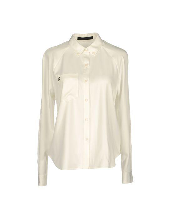 KARL LAGERFELD Рубашка с длинными рукавами