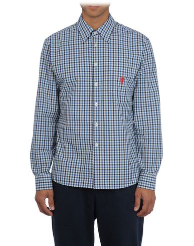 WALTER VAN BEIRENDONCK - Long sleeve shirt