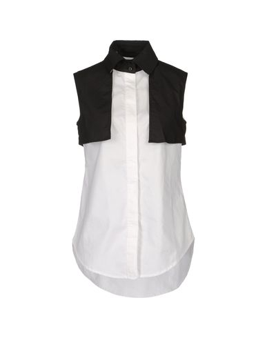 KARL LAGERFELD - Sleeveless shirt