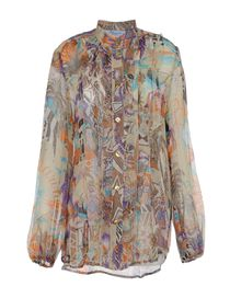 BLUMARINE - Long sleeve shirt