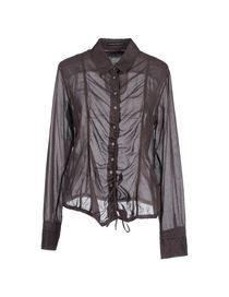 LJD MARITHE' FRANCOIS GIRBAUD - Long sleeve shirt