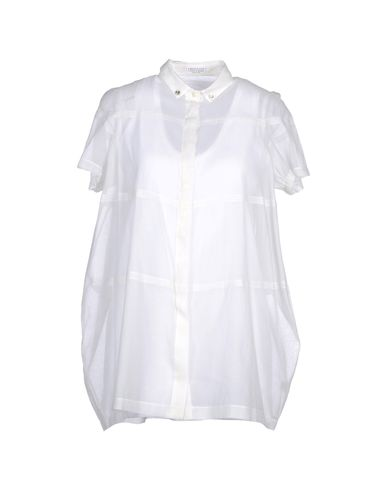 BRUNELLO CUCINELLI - Short sleeve shirt