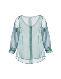 JIL SANDER - Shirt with 3/4-length sleeves