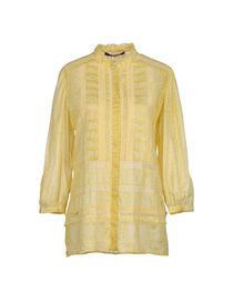 ROBERTO CAVALLI - Shirt with 3/4-length sleeves