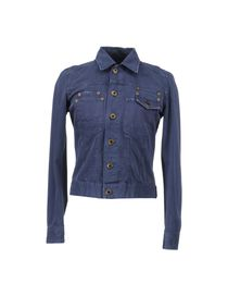 DANIELE ALESSANDRINI JEANS - Denim outerwear