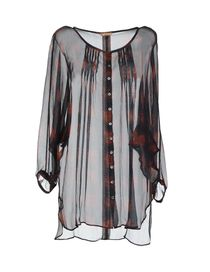 GALLIANO - Shirt with 3/4-length sleeves