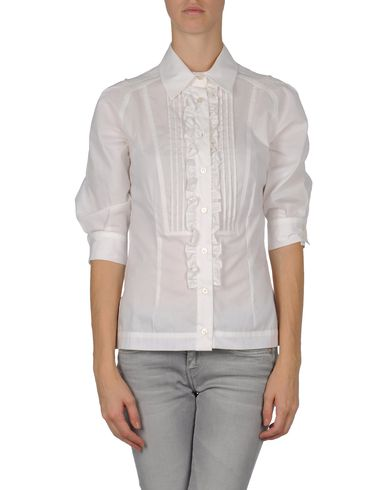 ANTONIO MARRAS - Shirt with 3/4-length sleeves