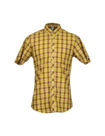 PLECTRUM by BEN SHERMAN - Short sleeve shirt