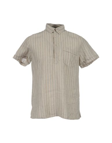 NUDIE JEANS - Short sleeve shirt
