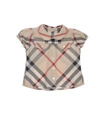 BURBERRY - Short sleeve shirt